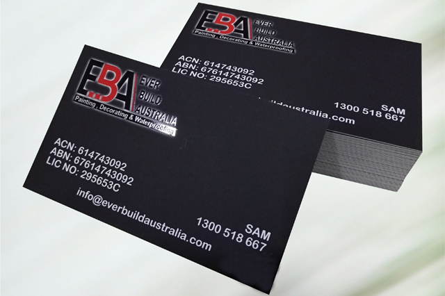 Spot uv business cards just creationz spot uv business cards reheart